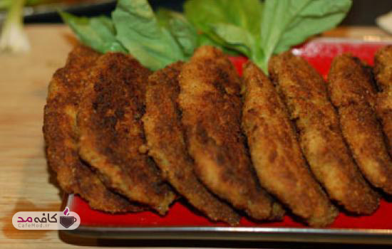 طرز پخت شامی تن ماهی