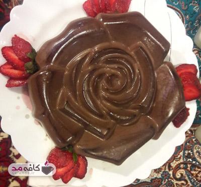 طرز تهیه کرم شکلات