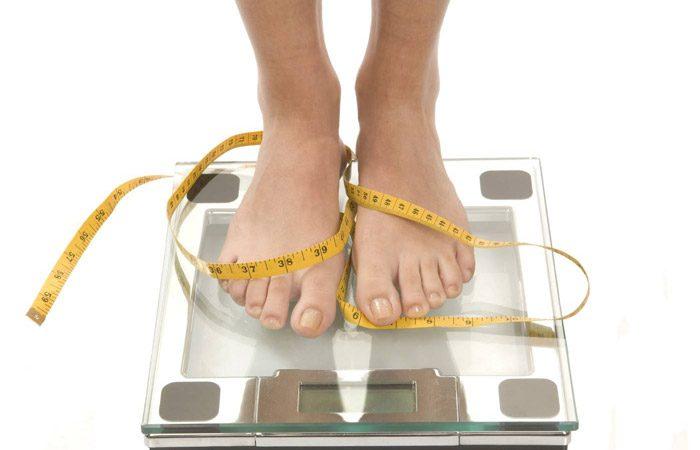 لاغر شدن و لاغر ماندن