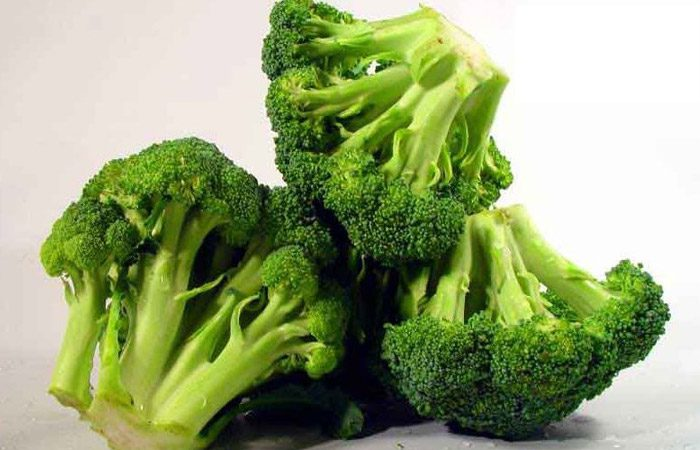 تقویت سیستم ایمنی بدن با مصرف کلم بروکلی و سیر
