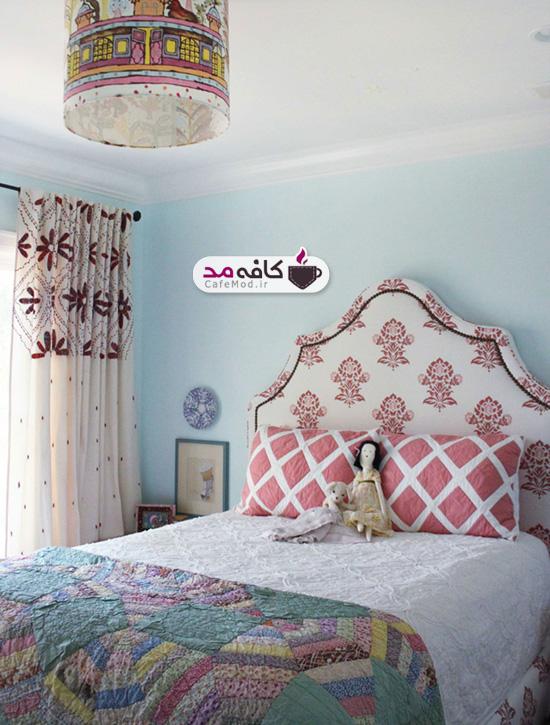 ایده های خلاقانه برای تزیین اتاق خواب دخترانه