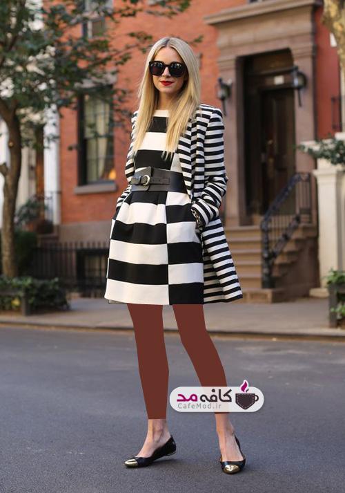 استفاده از کمربند زنانه در لباس ها