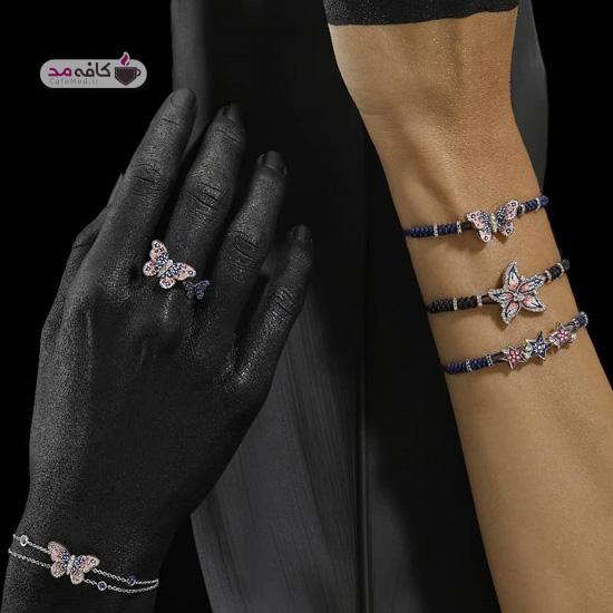 مدل جواهرات مارک