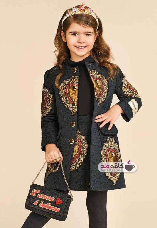 مدل لباس بچگانه Dolce Gabbana