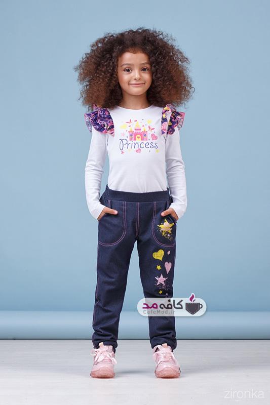 مدل لباس بچگانه دخترانه