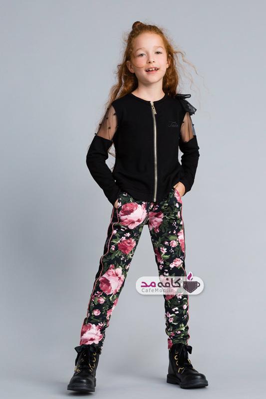 مدل لباس دخترانه اسپرت