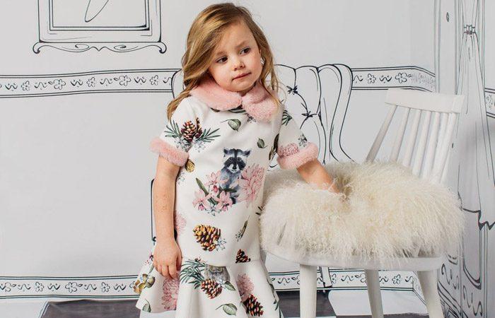 مدل لباس دخترانه Ita