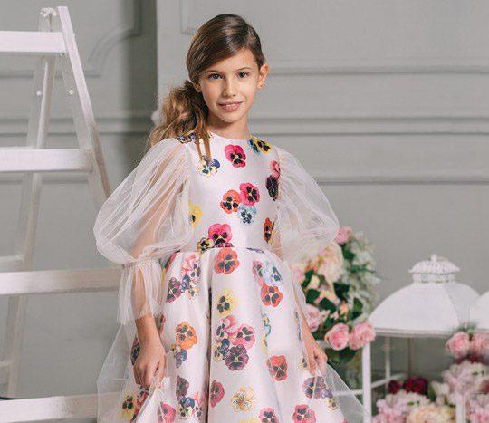 مدل لباس دخترانه پاییز و زمستان Love Made Love
