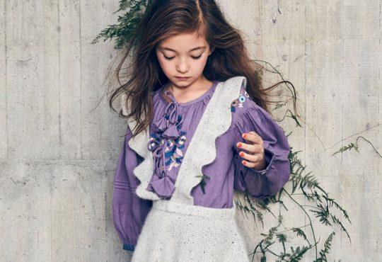 مدل لباس دخترانه Mini Ruby