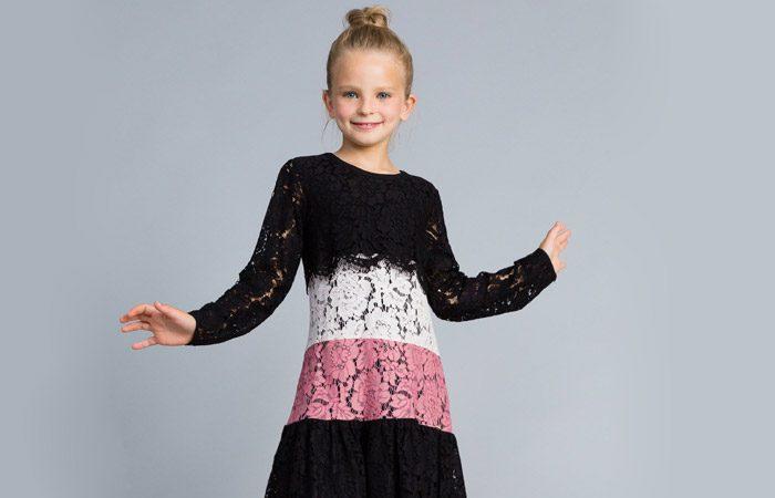 مدل لباس دخترانه مجلسی و اسپرت
