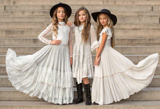 مدل لباس دخترانه جدید Joyfolie