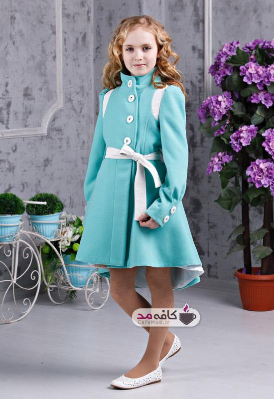 مدل لباس دخترانه پاییز و زمستانه