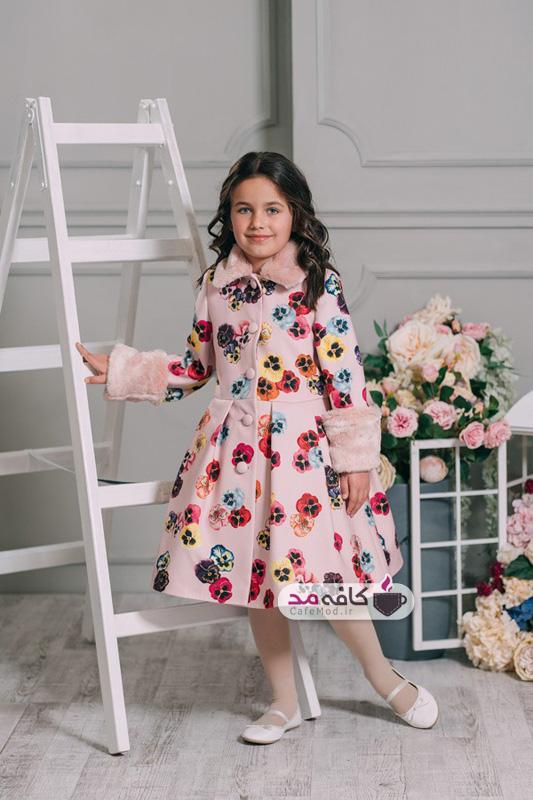 مدل لباس دخترانه پاییز و زمستان