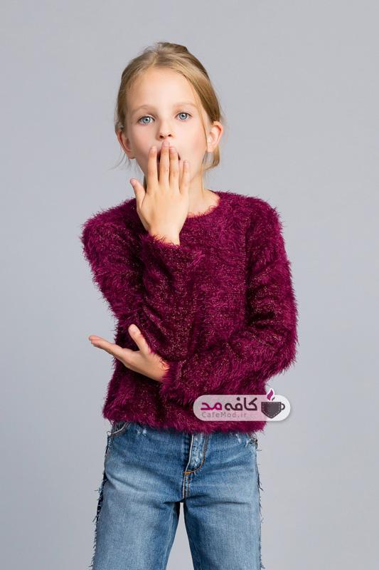 مدل لباس زمستانه دخترانه
