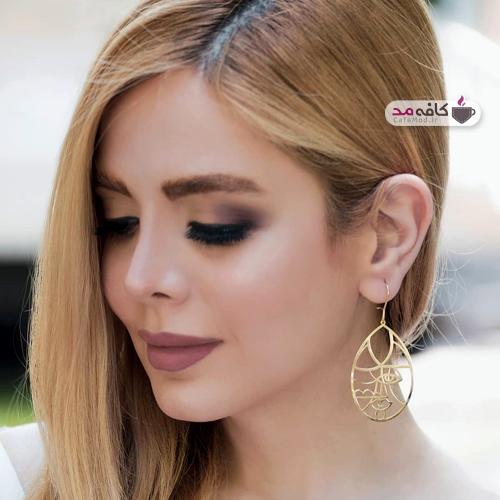 مدل زیورآلات ایرانی با طلا
