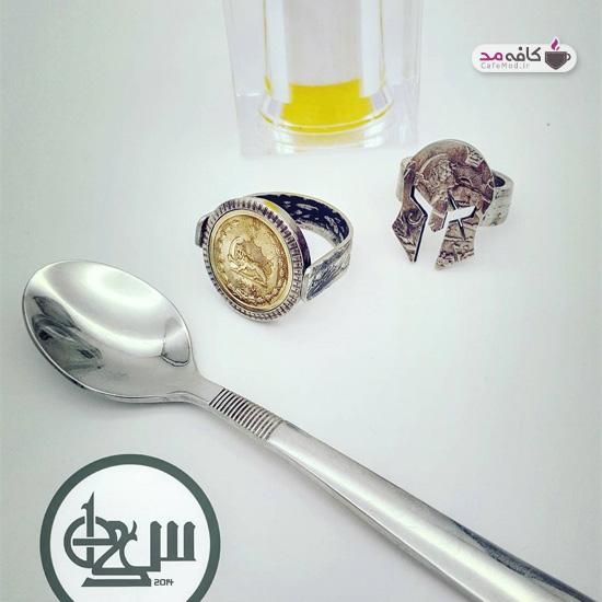 مدل زیورآلات ایرانی سکه