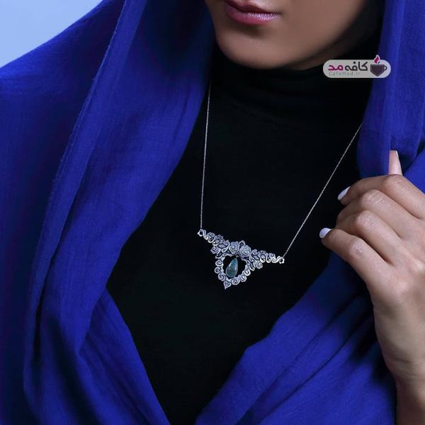 زیورالات دست ساز به سبک هنرهای اصیل ایرانی