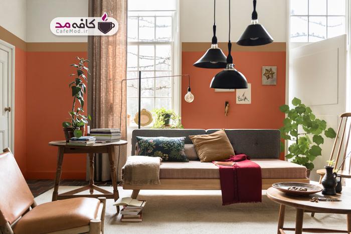 رنگ سال ۲۰۱۹ برای طراحی داخلی