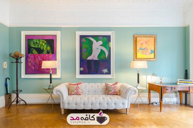 ترکیب سبک ها در دکوراسیون منزل