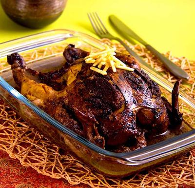 طرز تهیه لونگی مرغ به سبک آستارا