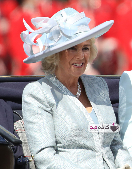 زیباترین کلاههای زنانه خانواده سلطنتی