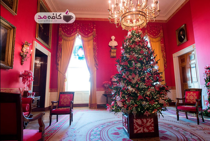 مدل دکوراسیون برای کریسمس