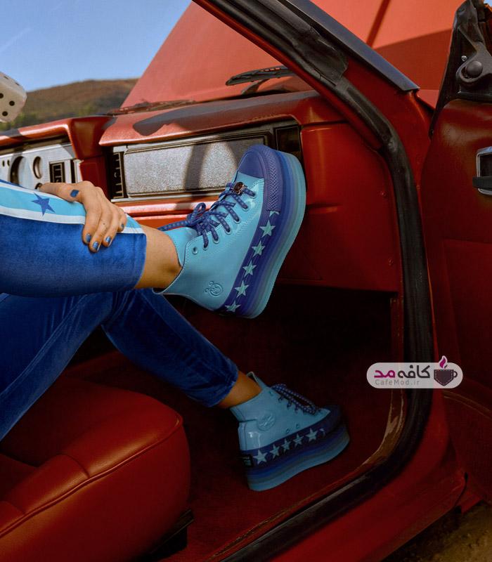 مایلی سایرس و جدیدترین کلکسیون لباسهایش