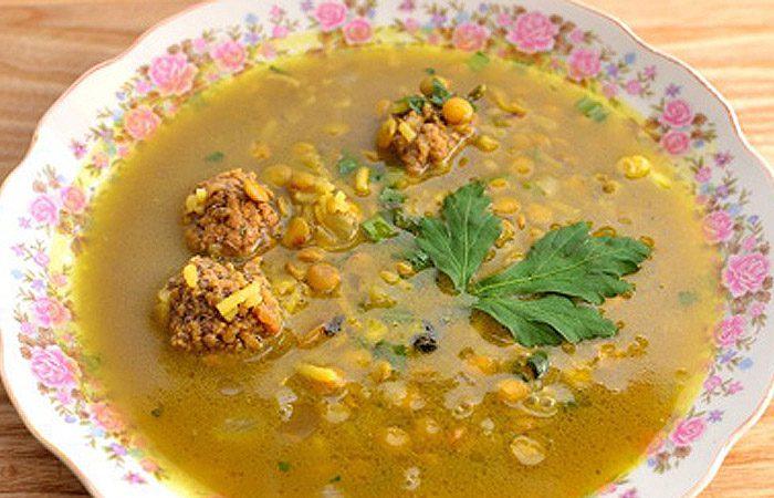 طرز تهیه سوپ انار