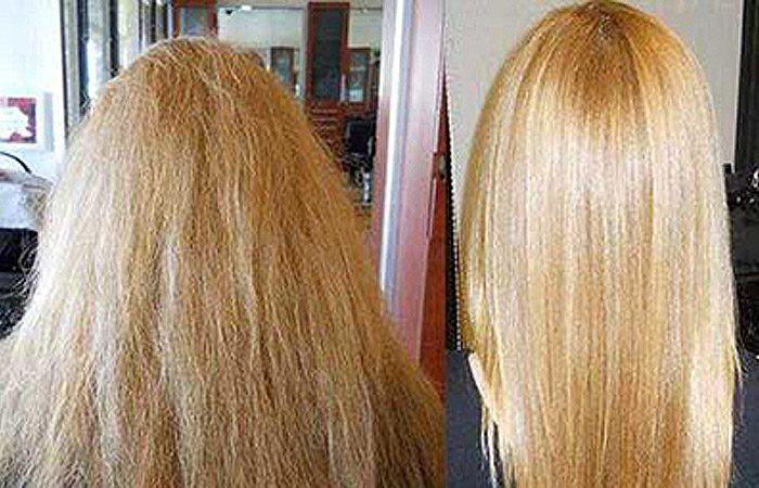 طرز تهیه چند نوع نرم کننده طبیعی مو و فواید آن