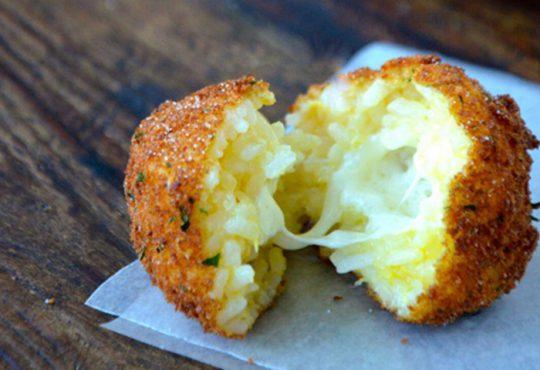 طرز تهیه کوفته پنیری ایتالیایی