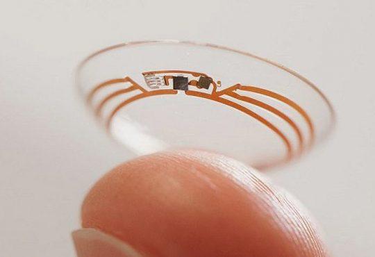استفاده شبانه روزی از لنز چشمی نابینایی می شود