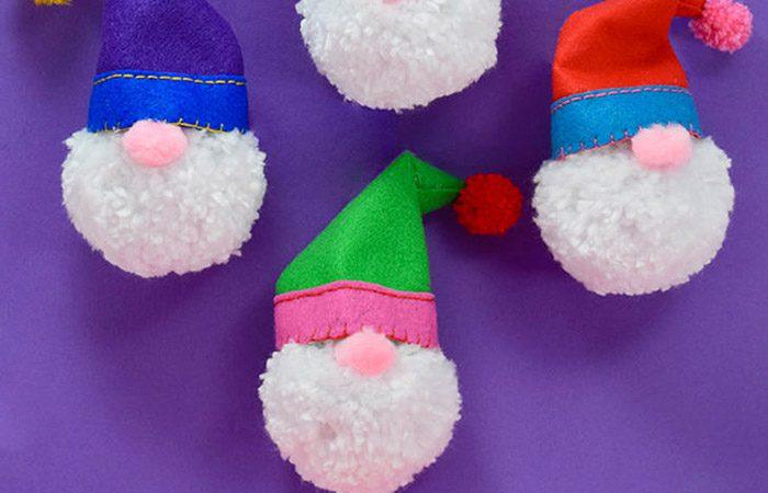 آموزش عروسک کریسمس