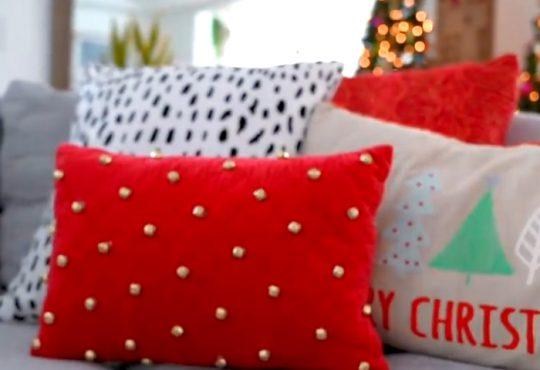 فیلم دوخت کوسن کریسمس
