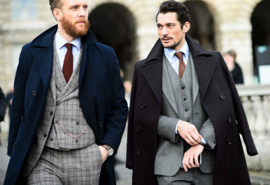 مهمترین قوانین شیک پوشی مردانه