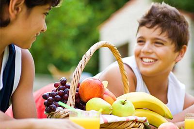 رژیم غذایی سالم برای نوجوانان دختر و پسر