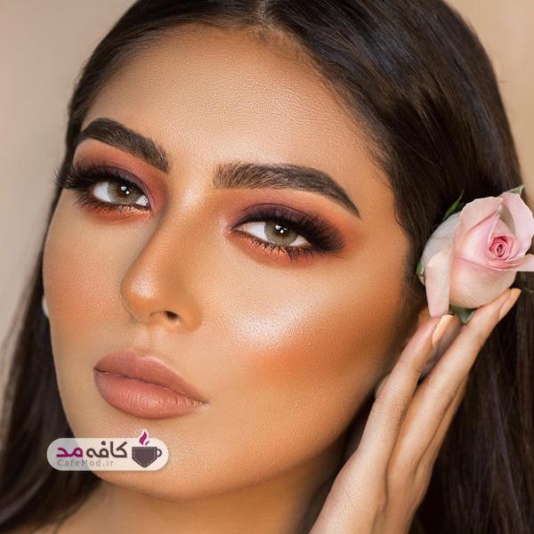 مدل آرایش برای سال جدید 2019