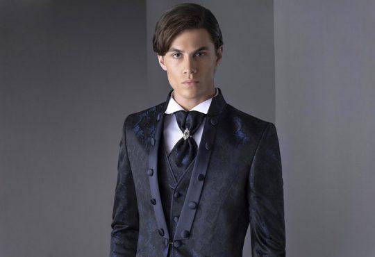 مدل کت و شلوار مردانه برند Grimaldi