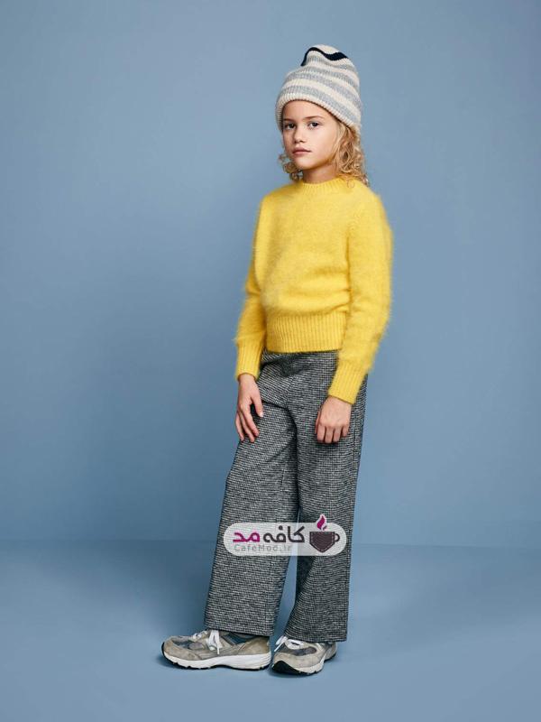 مدل لباس دخترانه زمستانی