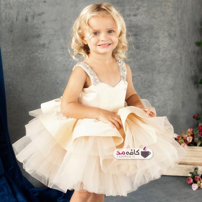 مدل لباس های پرنسسی دخترانه