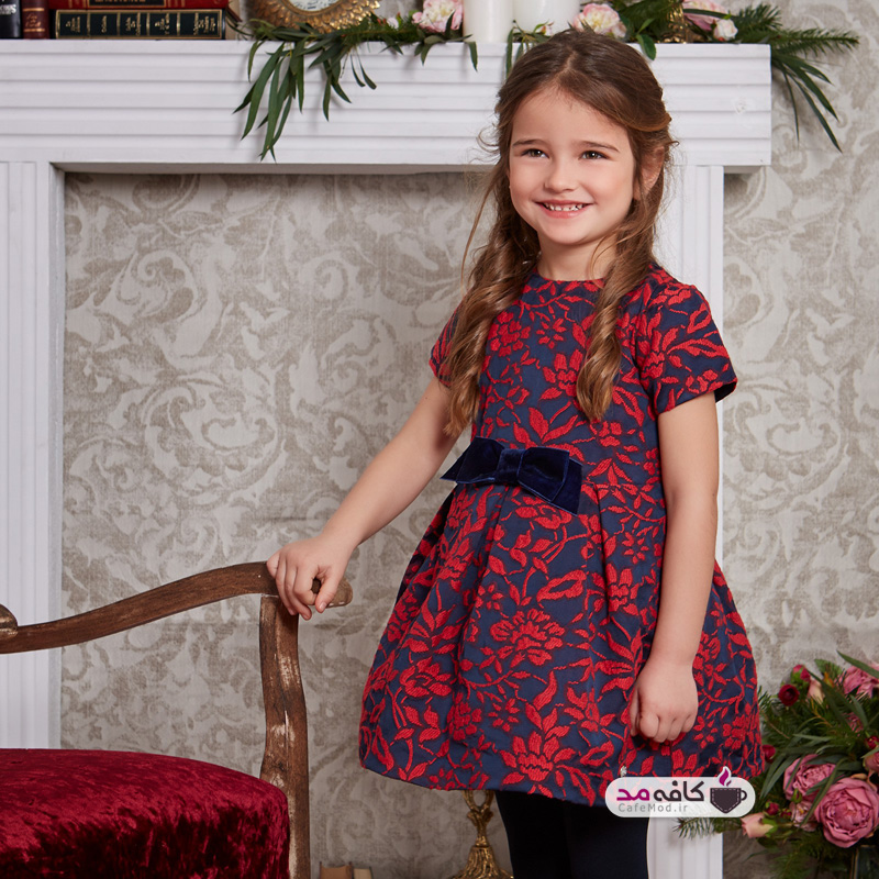مدل لباس دخترانه فصل سرد