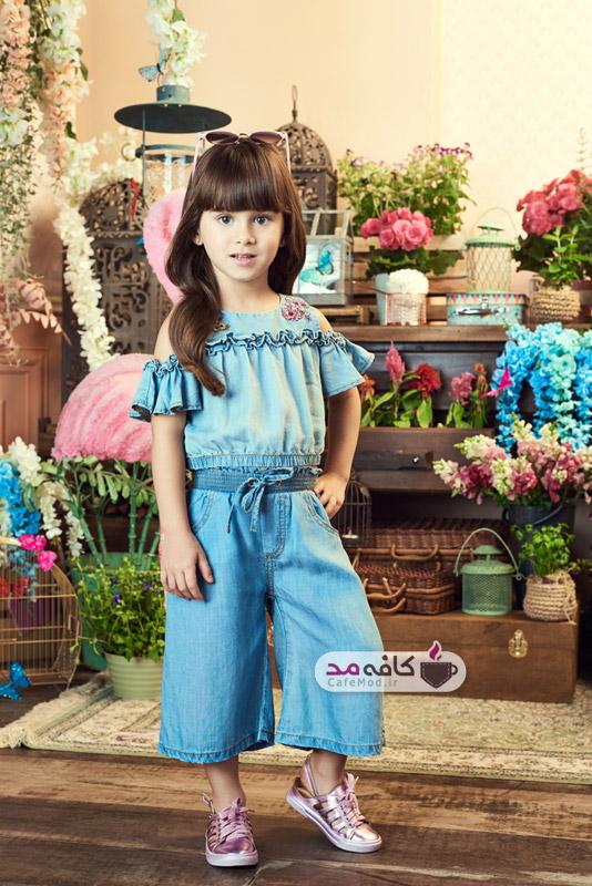 مدل لباس دخترانه اسپرت 2019