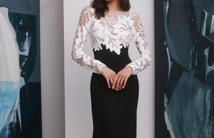 مدل 2019 لباس مجلسی Tadashi Shoji