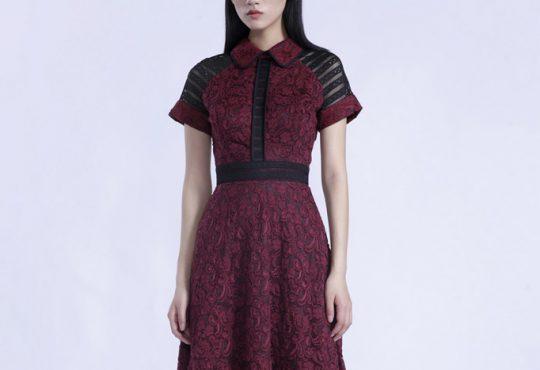 مدل لباس مجلسی Isabel Garcia