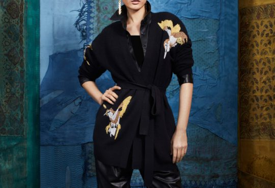 مدل لباس زنانه پاییز و زمستان Altuzarra
