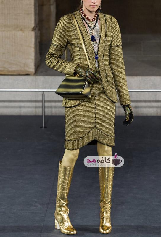 مدل لباس زنانه برند Chanel