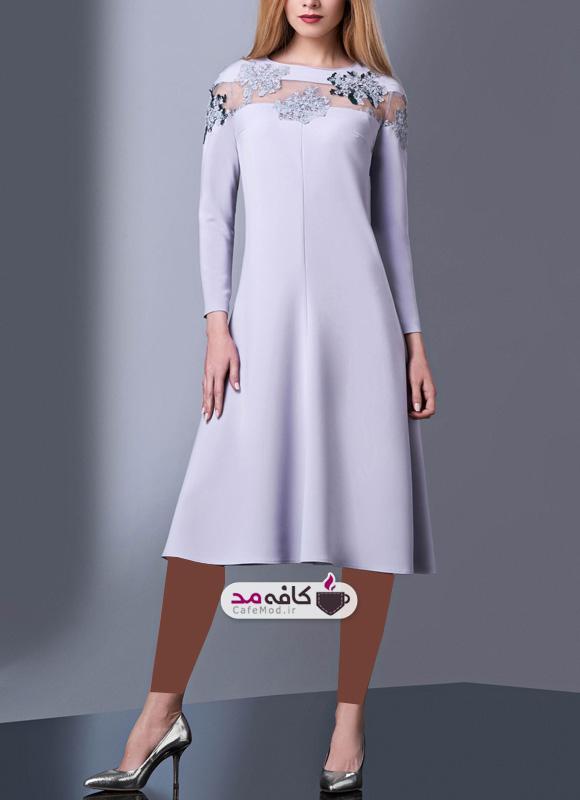 جدیدترین مدل لباس مجلسی 2019