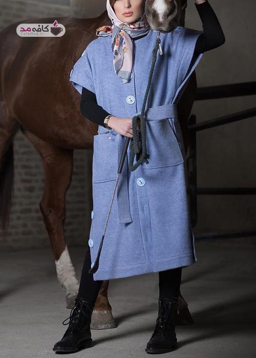 مدل مانتو پالتو زمستان سال 97