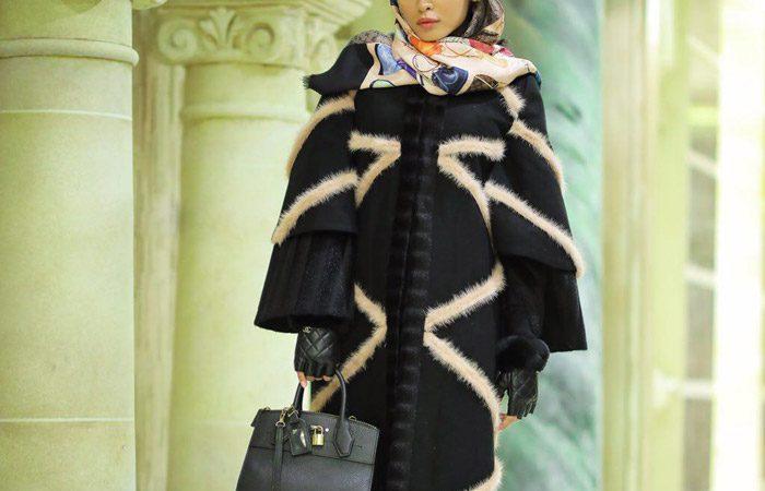 مدل مانتوهای زمستانه Taj Collection
