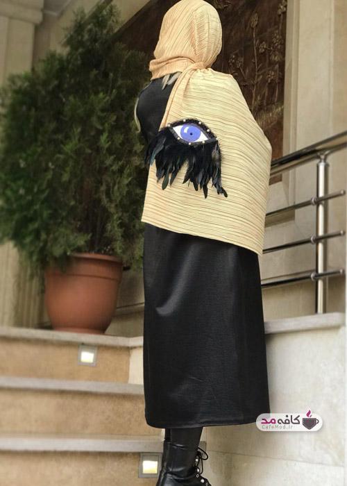 مدل مانتوهای پاییزی و زمستانی ایرانی