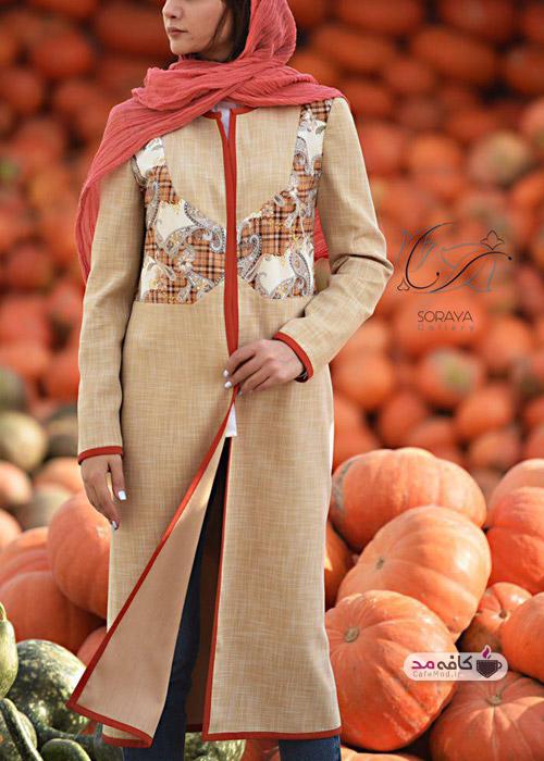 مدل مانتو گالرى ثریا